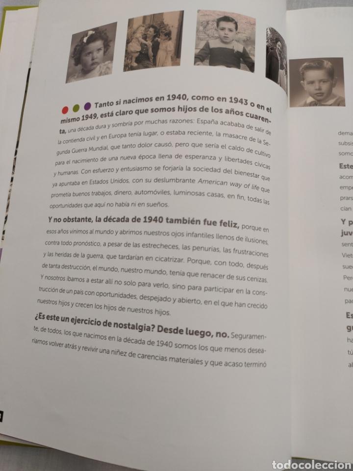 Libros: Nosotros los niños de los años 40. Bayard 2011. - Foto 5 - 253434155
