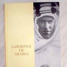 Libros: LAWRENCE DE ARABIA.- GRAVES, RICHARD PERCEVAL. Lote 253590995
