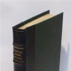Libros: MEMORIAL HISTÓRICO ESPAÑOL. COLECCIÓN DE DOCUMENTOS, OPÚSCULOS Y ANTIGÜEDADES - TOMO VIII - REAL ALC. Lote 253596575
