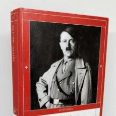 Libros: HITLER 1889-1936 - KERSHAW, IAN - ÁLVAREZ FLÓREZ, JOSÉ MANUEL (TRAD.). Lote 253596625