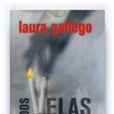 Libros: DOS VELAS PARA EL DIABLO - GALLEGO, LAURA. Lote 253651740