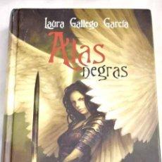 Libros: ALAS NEGRAS.- GALLEGO GARCÍA, LAURA. Lote 253759310