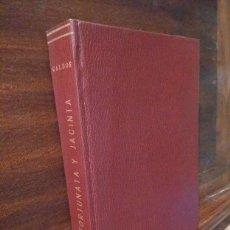 Libros: FORTUNATA Y JACINTA. Lote 253807300