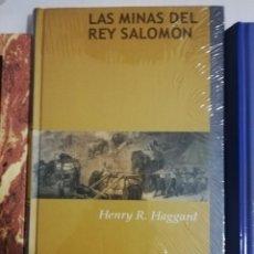 Libros: LAS MINAS DEL REY SALOMÓN (HENRY R. HAGARD). Lote 253840250