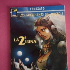 Libros: LOS GUARDIANES DEL MASER 1, LA 2ª LUNA, EDITORIAL NORMA 1997. Lote 254033725