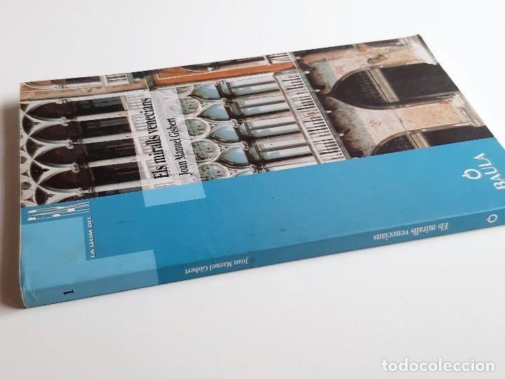 Libros: 2000 LIBRO ELS MIRALLS VENECIANS - 13 X 21.CM - Foto 2 - 254054335