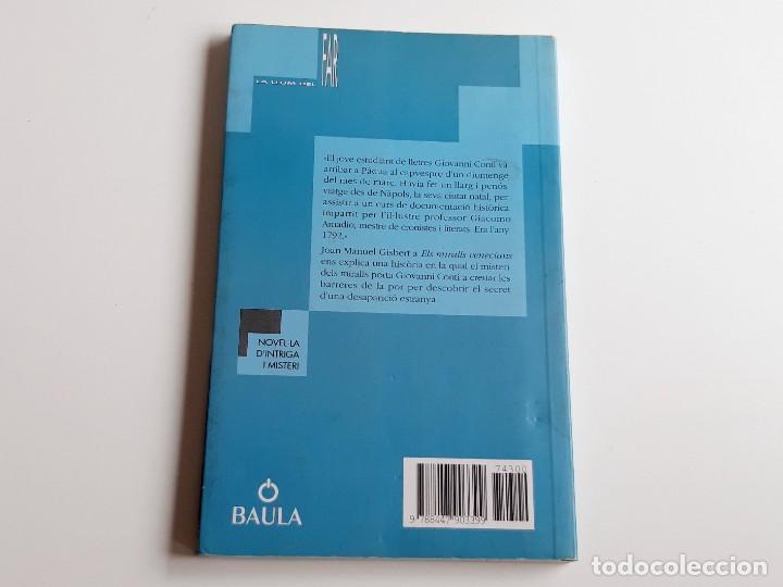 Libros: 2000 LIBRO ELS MIRALLS VENECIANS - 13 X 21.CM - Foto 3 - 254054335