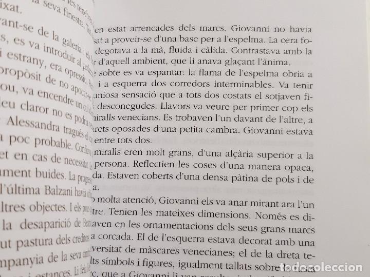 Libros: 2000 LIBRO ELS MIRALLS VENECIANS - 13 X 21.CM - Foto 6 - 254054335
