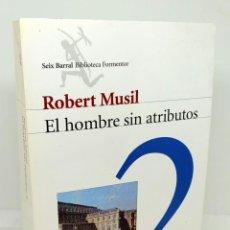Libros: EL HOMBRE SIN ATRIBUTOS VOL. 2 - MUSIL, ROBERT. Lote 254113810