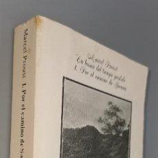 Libros: EN BUSCA DEL TIEMPO PERDIDO 1. POR EL CAMINO DE SWANN - MARCEL PROUST. ALIANZA EDITORIA. Lote 254208520