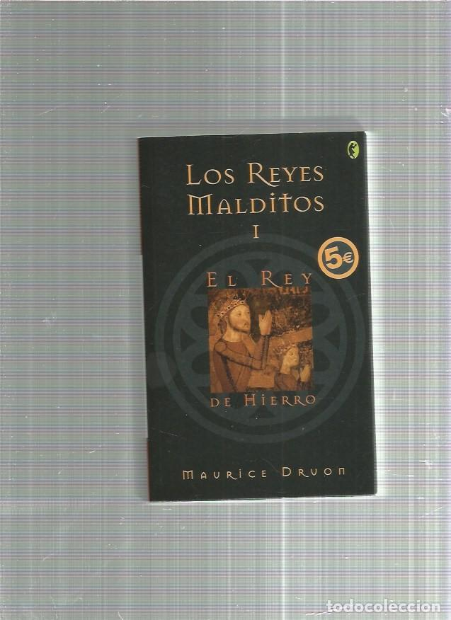 LOS REYES MALDITOS COMPLETA (Libros sin clasificar)