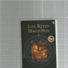 Libros: LOS REYES MALDITOS COMPLETA. Lote 254267170