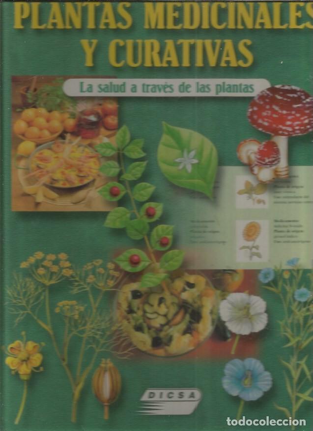 ATLAS MEDICINA NATURALISTA SALUD TRAVES PLANTAS (Libros sin clasificar)