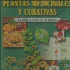 Libros: ATLAS MEDICINA NATURALISTA SALUD TRAVES PLANTAS. Lote 254267880