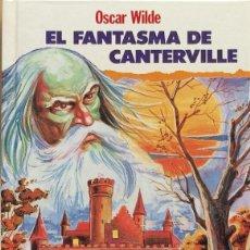 Libros: EL FANTASMA DE CANTERVILLE - OSCAR WILDE. Lote 254516915