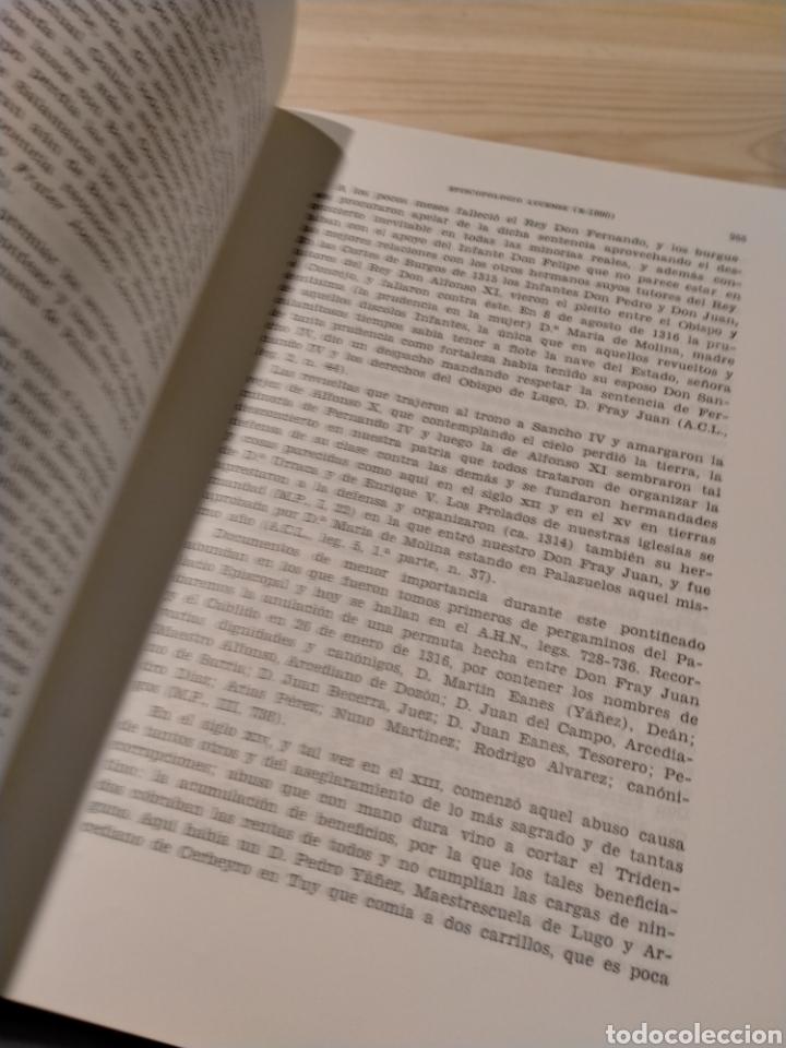 Libros: EPISCOPOLOGIO LUCENSE. GARCIA CONDE. LOPEZ VALCARCEL - Foto 4 - 254548380