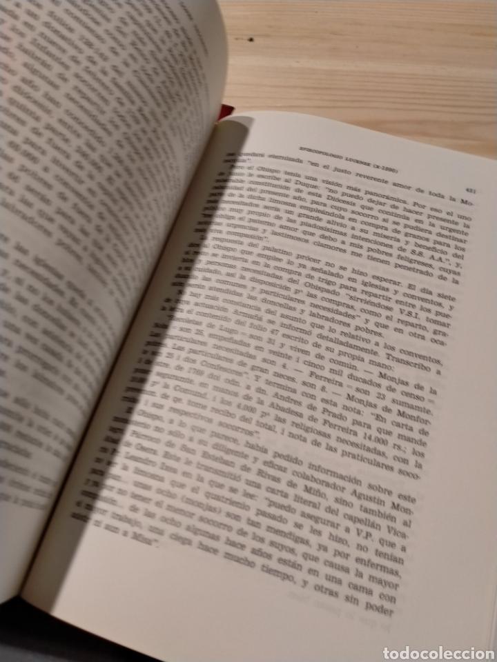Libros: EPISCOPOLOGIO LUCENSE. GARCIA CONDE. LOPEZ VALCARCEL - Foto 7 - 254548380