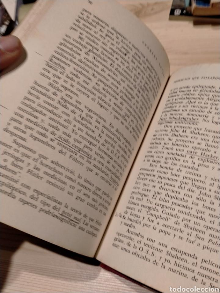 Libros: SOBRE ESPIAS Y ESTRATAGEMAS. STANLEY LOVELL - Foto 4 - 254550855