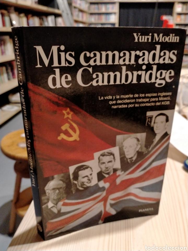 MIS CAMARADAS DE CAMBRIDGE. YURI MODIN (Libros sin clasificar)