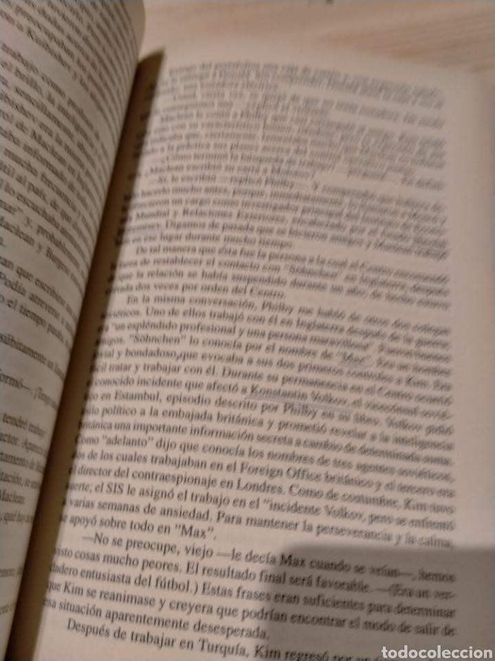 Libros: EL ARCHIVO PHILBY. BOROVIK. KNIGHTLEY - Foto 2 - 254556235
