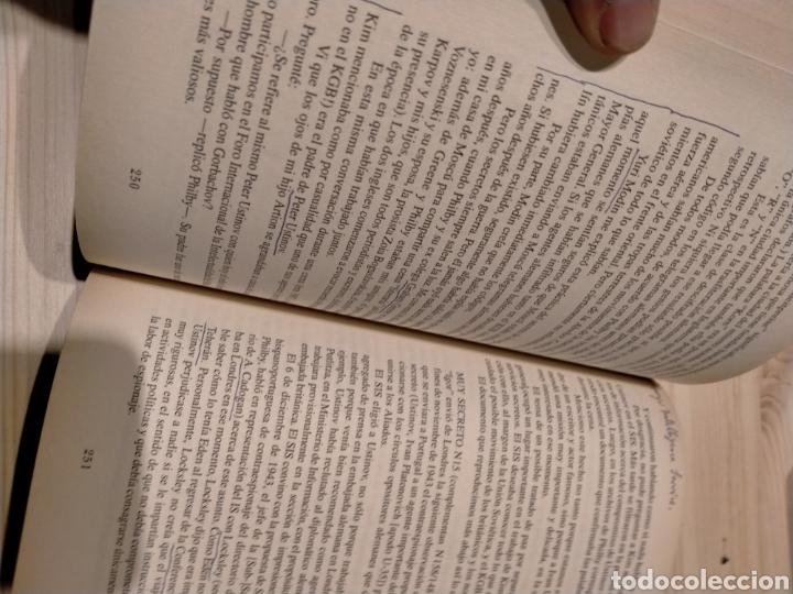 Libros: EL ARCHIVO PHILBY. BOROVIK. KNIGHTLEY - Foto 3 - 254556235