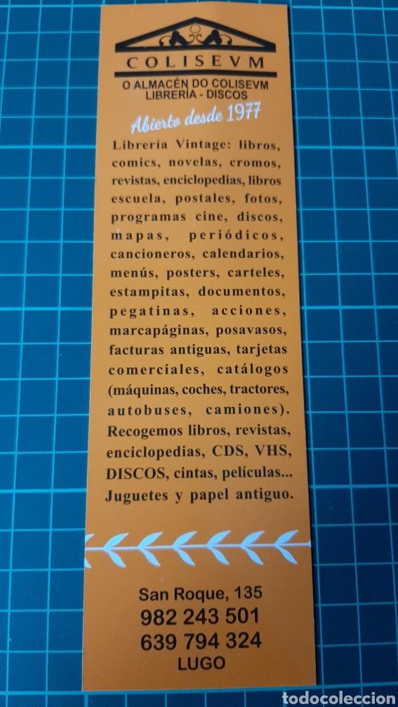 Libros: 1976 la CORUÑA GALICIA MATASELLO TARJETA MÁXIMA v CONGRESO LIBREROS COLISEVM LIBRERIA LUGO - Foto 3 - 254557520