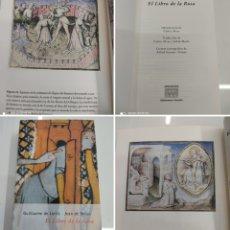Libros: EL LIBRO DE LA ROSA (BIBLIOTECA MEDIEVAL) GUILLAUME DE LORRIS JEAN DE MEUN EDICIONES SIRUELA NUEVO. Lote 254582115