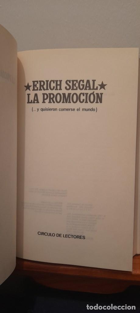 Libros: LA PROMOCION (...y quisieron comerse el mundo ) - Foto 7 - 254586135