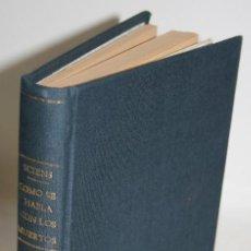 Libros: CÓMO SE HABLA CON LOS MUERTOS - SCIENS. Lote 254591775