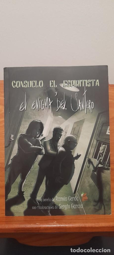 EL ENIGMA DEL SANTERO (Libros sin clasificar)