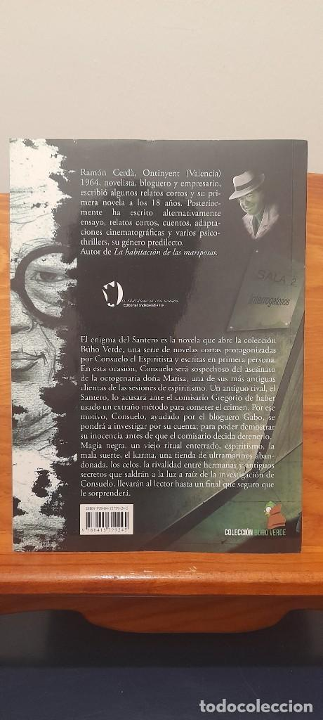 Libros: el enigma Del Santero - Foto 4 - 254597970