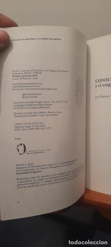 Libros: el enigma Del Santero - Foto 7 - 254597970
