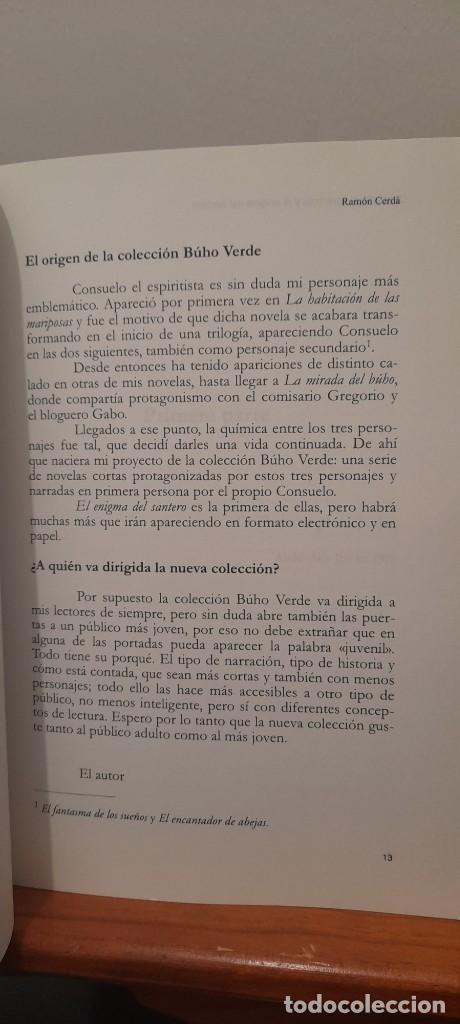 Libros: el enigma Del Santero - Foto 13 - 254597970