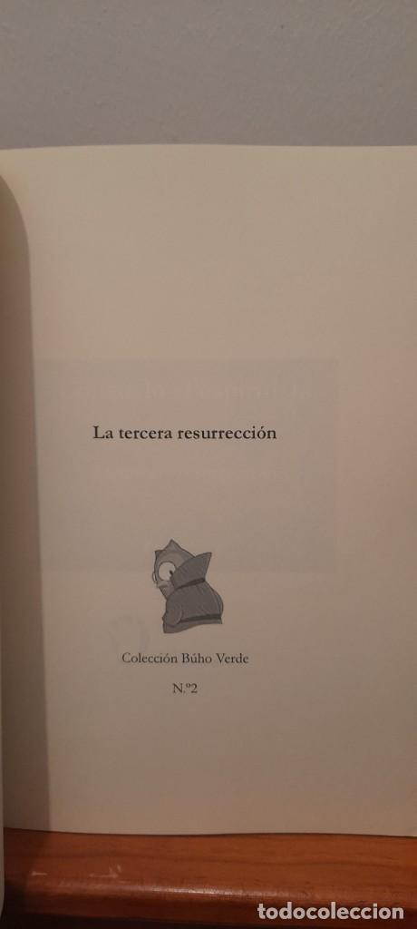 Libros: La tercera resurreccion - Foto 9 - 254602650