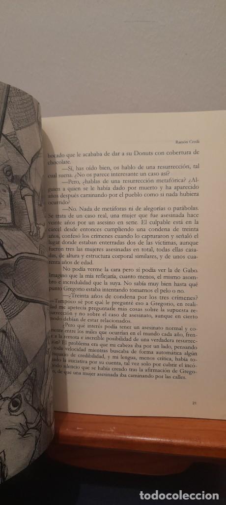 Libros: La tercera resurreccion - Foto 19 - 254602650