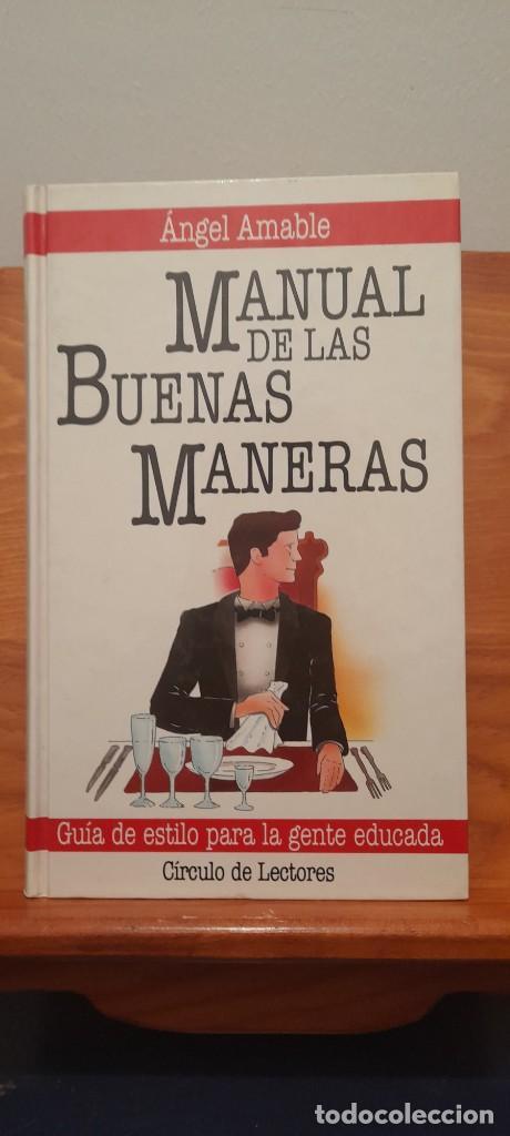MANUAL DE LAS BUENAS MANERAS (Libros sin clasificar)