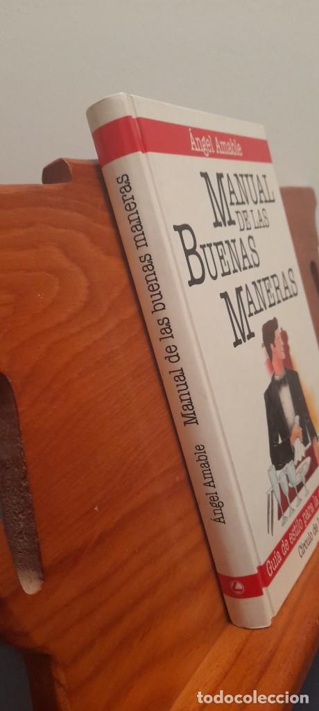 Libros: MANUAL DE LAS BUENAS MANERAS - Foto 2 - 254603630
