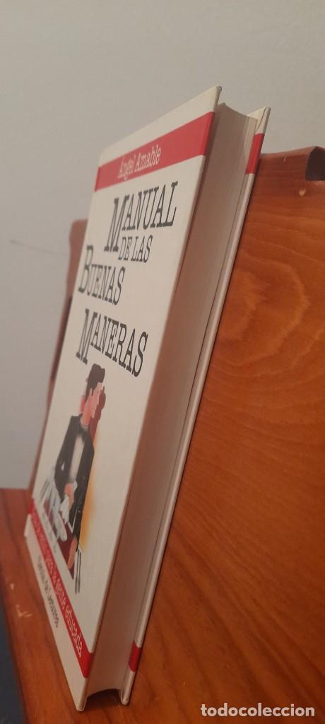 Libros: MANUAL DE LAS BUENAS MANERAS - Foto 3 - 254603630