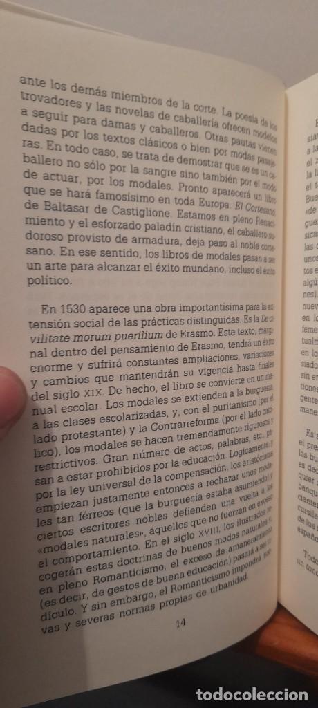 Libros: MANUAL DE LAS BUENAS MANERAS - Foto 14 - 254603630