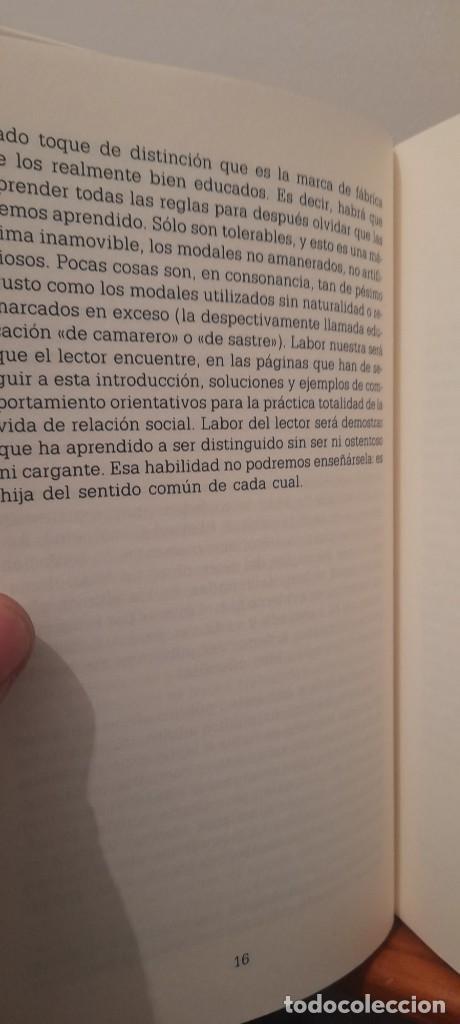 Libros: MANUAL DE LAS BUENAS MANERAS - Foto 16 - 254603630