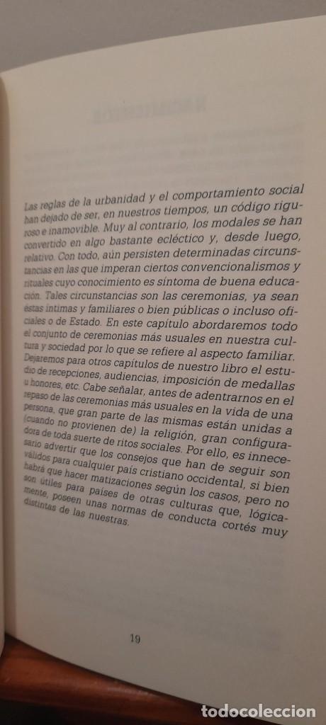 Libros: MANUAL DE LAS BUENAS MANERAS - Foto 18 - 254603630