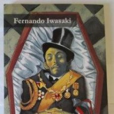 Libros: AJUAR FUNERARIO. - IWASAKI, FERNANDO (1961-). Lote 254626335