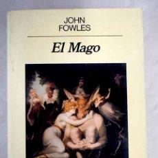 Livres: EL MAGO.- FOWLES, JOHN. Lote 254658725