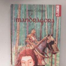 Libros: MANDRAGORA - LAURA GALLEGO. Lote 254614000