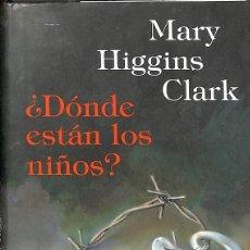 Libros: ¿ DÓNDE ESTÁN LOS NIÑOS?. Lote 254706625