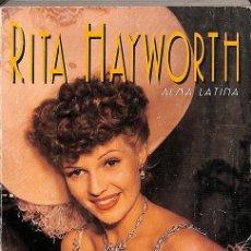 Libros: RITA HAYWORTH. Lote 254706640