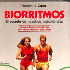 Libros: BIORRITMOS. Lote 254706650