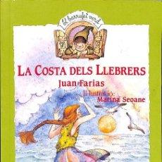Libros: 24. LA COSTA DELS LLEBRERS (CATALÁN). Lote 254706685