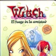 Libros: EL FUEGO DE LA AMISTAD. Lote 254706700