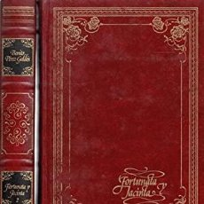 Libros: FORTUNATA Y JACINTA DOS VOLÚMENES - PÉREZ GALDÓS,BENITO. Lote 254886755